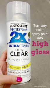 10 paint secrets how to turn any color spray paint into a high