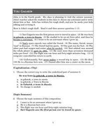 4 common core language editing u0026 revising practice bundle