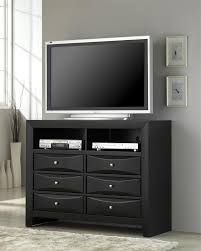 Bedroom Set With Media Chest Bedroom Set Briana Collection
