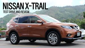 the all new 2017 nissan x trail 4x4 review youtube