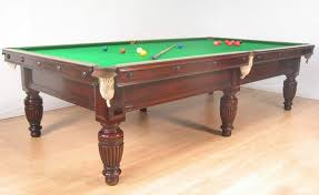 quarter size pool table billiards snooker and pool yew country rustic provincial the uk s