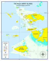 Coral Reefs Of The World Map by Raja Ampat Maps A Collection Of Useful Maps Of Raja Ampat