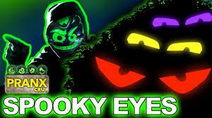 halloween pranks spooky eyes scare pranx cru youtube