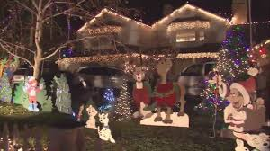 lights dimming in house neighbor suspected of dimming lights on candy cane lane video ktvu