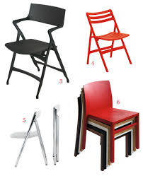 folding chairs you u0027ll want to use daily western living