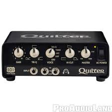 quilter labs 101 mini amplificador de guitarra cabezal 100w amp