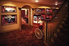 small decoration theatrical best home cinema decor home design ideas