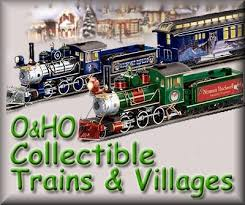 hawthorne collectible trains
