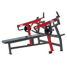 Starting Strength Bench Press Hammer Strength Plate Loaded Iso Lateral Horizontal Bench Press