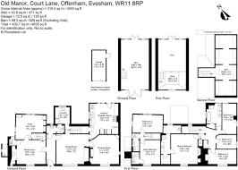6 bedroom detached house for sale in court lane offenham evesham