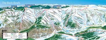 New Mexico Ski Resorts Map by Ski Resort