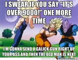 Its Over 9000 Meme - it s over 9000 by agentchico meme center