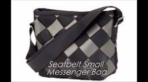 seatbelt bags baginspiration harvey seatbelt bag by maggie bags