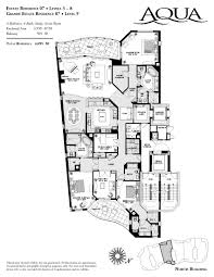 aqua naples at pelican isle floor plans google search moorings