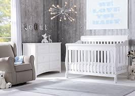 Canton 4 In 1 Convertible Crib Delta Children Canton 4 In 1 Convertible Crib Biancawhite
