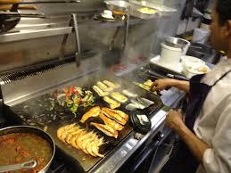 plancha cuisine restaurant la feria poisson cuisine a la plancha la feria