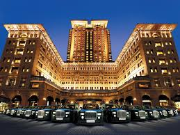 the lexus hotel in las vegas the best business travel hotels in the world photos condé nast