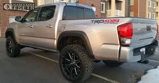 toyota tacoma road wheels wheel offset 2016 toyota tacoma slightly aggressive suspension