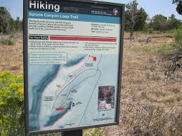 Mesa Verde Map Four Corners Hikes Mesa Verde Spruce Canyon Trail On Chapin Mesa