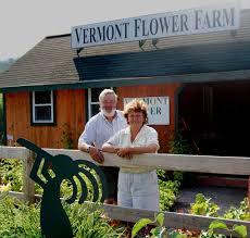 work george africa gardener at vermont flower farm in marshfield