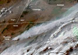 Wild Fires In Canada July 2017 by Nevada U2013 Wildfire Today