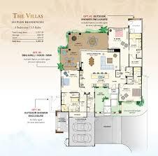 floor plan website the villas wai ula ula kona kohala coast hawaii d r horton