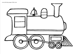 free coloring fans polar express story movie