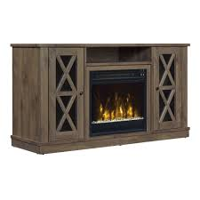 Electric Fireplace Heater Tv Stand Bayport Tv Stand For Tvs Up To 55 Inches With Electric Fireplace