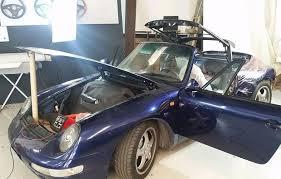 Interior Car Roof Repair Classic Car Restoration U2013 Interior Cabrio Leather Upholstery And