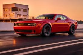 badass challenger here u0027s why the dodge demon is one of the most badass cars ever
