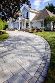 Tuscany Pavers San Diego by 22 Best Paver Driveways Images On Pinterest Driveways Brick