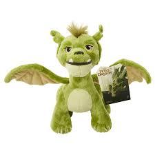 amazon com pete u0027s dragon disney u0027s lovable elliot plush 10
