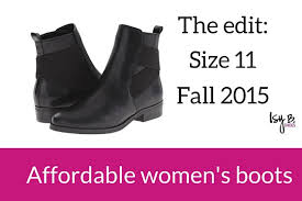 womens size 11 ankle boots the fall 2015 edit affordable womens boots in size 11