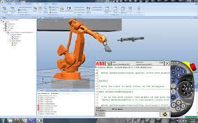 آشنایی با نرم افزارهای شرکت abb robot support