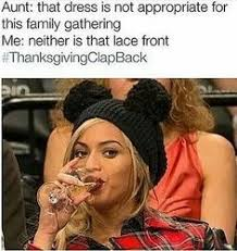 lol thanksgivingclapback memes humor and