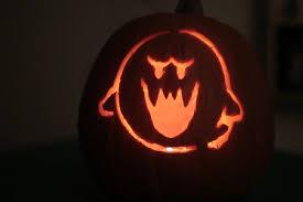 how to carve a luigi u0027s mansion halloween pumpkin polygon