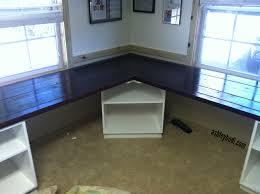 L Shape Corner Desk by Wondrous Long Corner Desk 121 Long Black Corner Desk Linnmon Ikea
