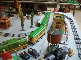 lionel collectors uk show held in the winter gardens ilkley jsb
