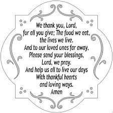 best thanksgiving dinner prayers for prayers