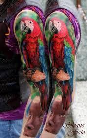 tattoo arara na coxa jpg 600 600 make u0026 hair pinterest