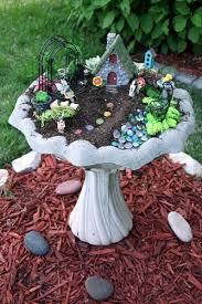 10 amazing miniature fairy garden ideas jardín jardines y
