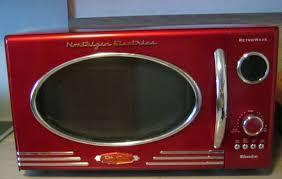 mikrowelle retro design retro design s testparcour