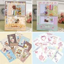 diy greeting card supplies creative complete card