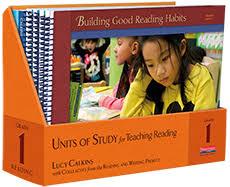 units of study reading k 5