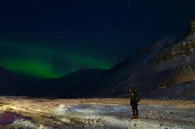 thanksgiving report northern lights in svalbard norway last thanksgiving incredible