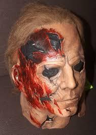 Michael Myers Mask Rob Zombies Halloween Ii Michael Myers Mask By Horror Sanctum