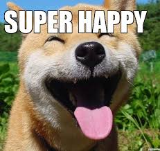Meme Happy - happy dog weknowmemes generator