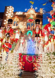 Dyker Heights Christmas Lights Who Has The Best Christmas Decorations In Dyker Heights U2022 The