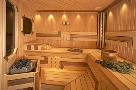 Backyard Sauna Plans by At Home Sauna Casual Enjoying A Sauna At Home The Health