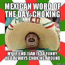 Spanish Word Of The Day Meme - mexican word of the day meme blank